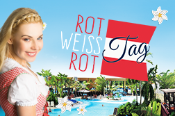 Rot Weiß Rot Tag Therme Erding