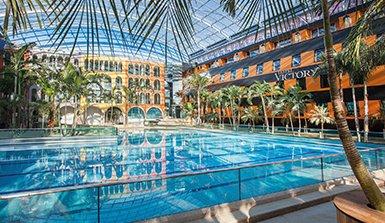 Veranstaltungsraum Wellenbad Hotel Victory Therme Erding