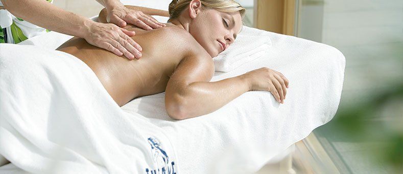 Therme Erding Massage Oase