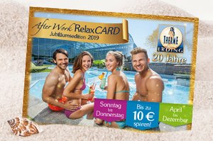 After Work RelaxCard Therme Erding