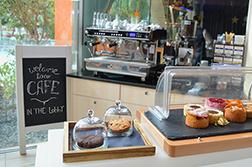 Hotel Victory Therme Erding Café Bar