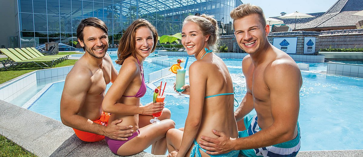 Therme Erding Crazy River