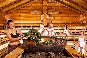 Therme Erding VitalTherme & Saunen