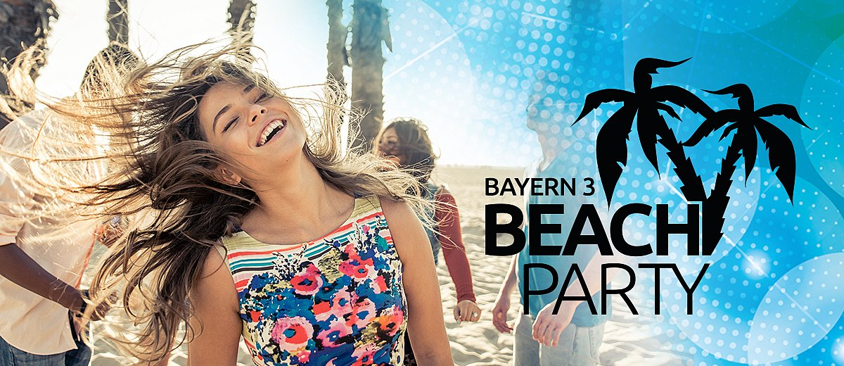 Therme Erding Bayern 3 Beachparty