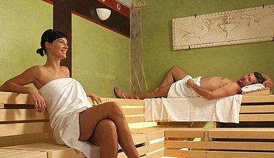 Therme Erding Römische Sauna