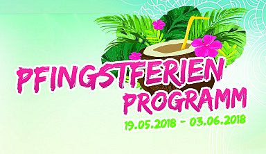 Therme Erding Pfingstferienprogramm