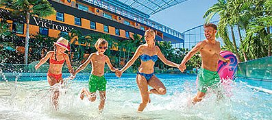 Therme Erding Wavepool