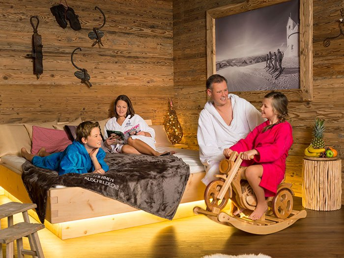 Therme Erding Alm Chalet