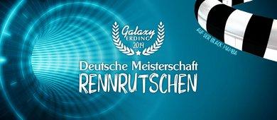 Therme Erding Deutsche Meisterschaft im Rennrutschen