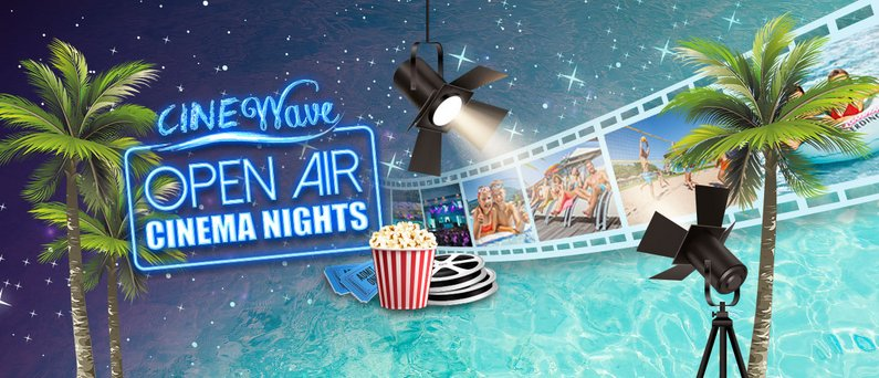 Therme Erding Open Air Cinema Nights