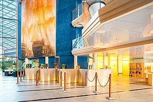 Hotel Victory Therme Erding Ein- und Ausboarden
