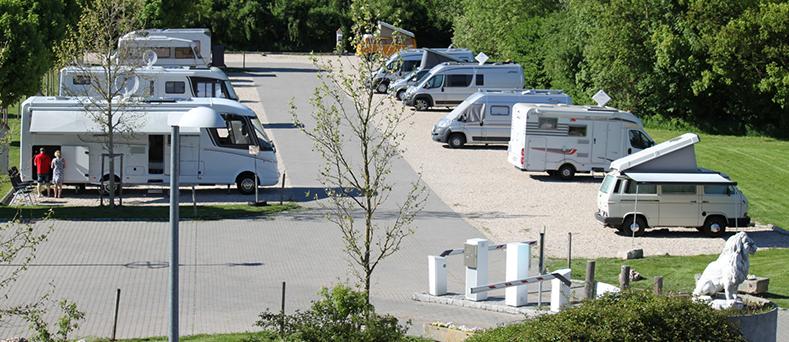 Therme Erding Wohnmobilpark