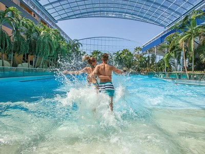 Therme Erding Wellenbad