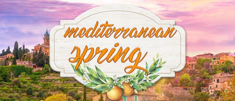 Therme Erding LTWN Mediterraner Frühling
