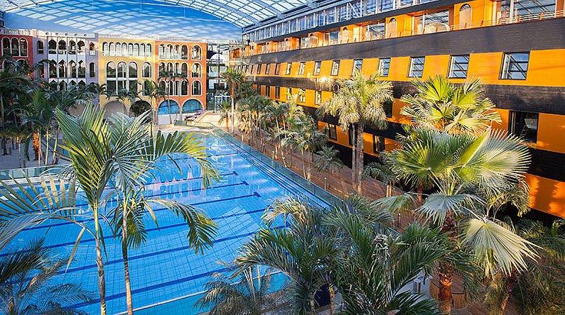 Hotel Victory Therme Erding Wellenbad