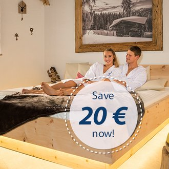 Therme Erding Alm Chalet Offer