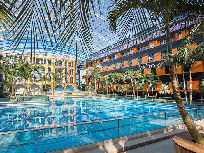 [Translate to en:] Hotel Victory Therme Erding