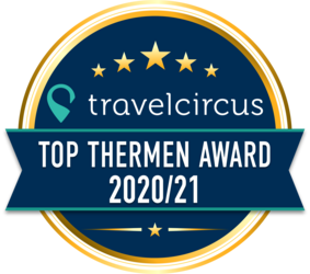 Travelcircus Top Thermen Award 2021