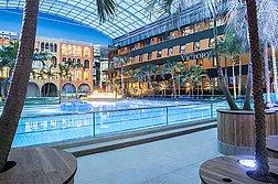 Hotel Victory Therme Erding Veranstaltungsraum Wellenbad