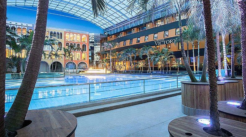 Hotel Victory Therme Erding Frühlingsspecial
