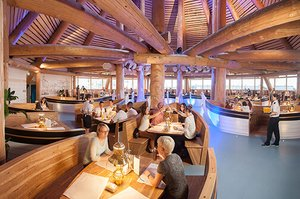 Hotel Victory Therme Erding Hafen Restaurant