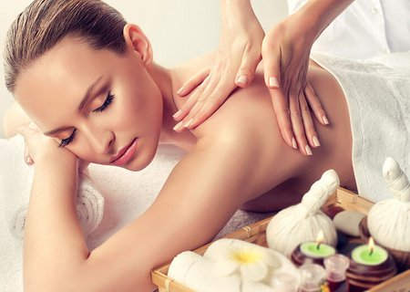Therme Erding Massage & Beauty