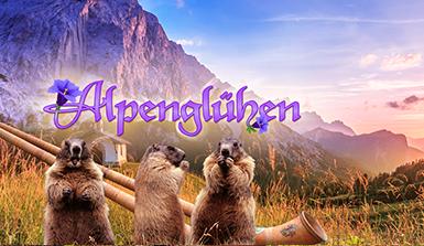 Thermen Erding Alpenglühen