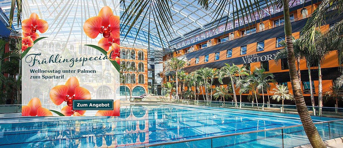 Therme Erding Hotel Victory Fruelingsspecial