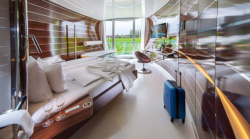 Hotel Victory Therme Erding Yacht Cabin