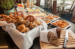 [Translate to en:] Hotel Victory Therme Erding Catering