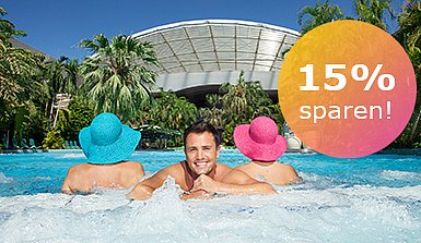 Sommer-Wellness-Ticket Therme Erding