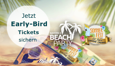 Therme Erding Early-Bird Ticket