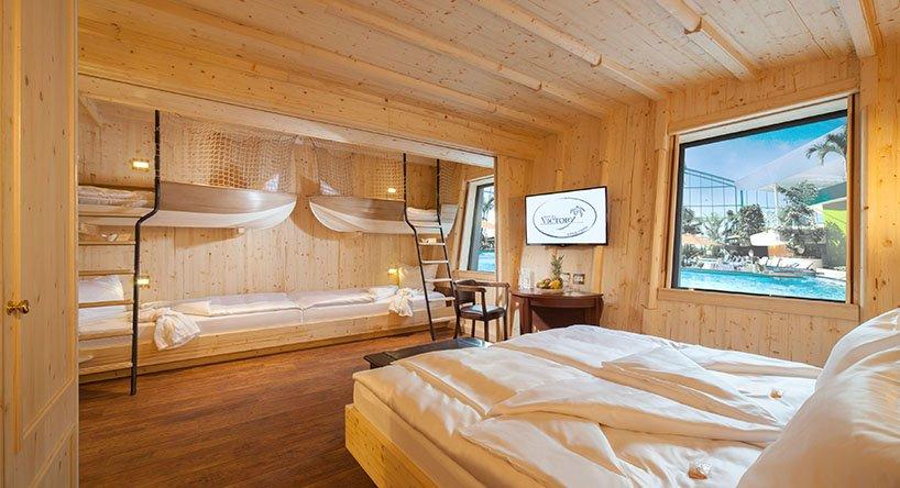 Hotel Victory Therme Erding Kapitäns Kabine