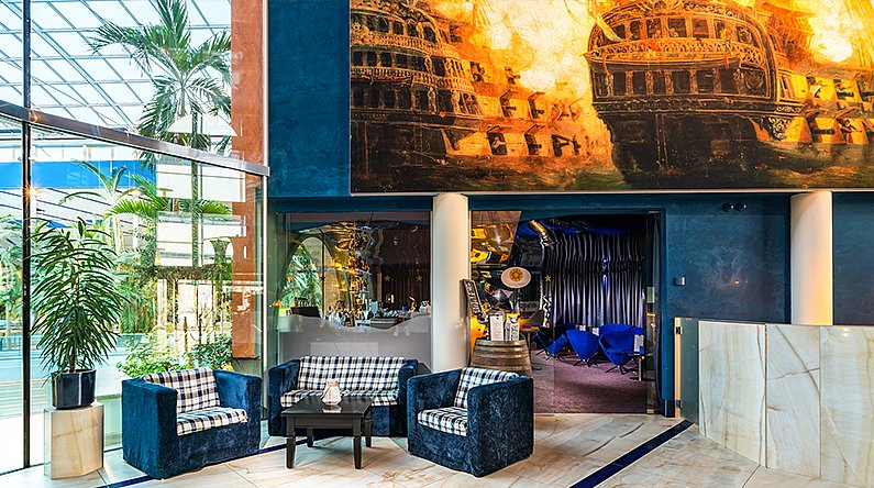 Hotel Victory Therme Erding Reception