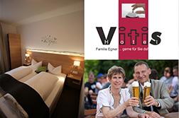 [Translate to en:] Therme Erding Partner-Hotel Hotel Vitis