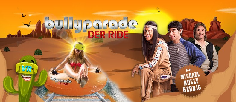 Therme Erding Bullyparade Der Ride