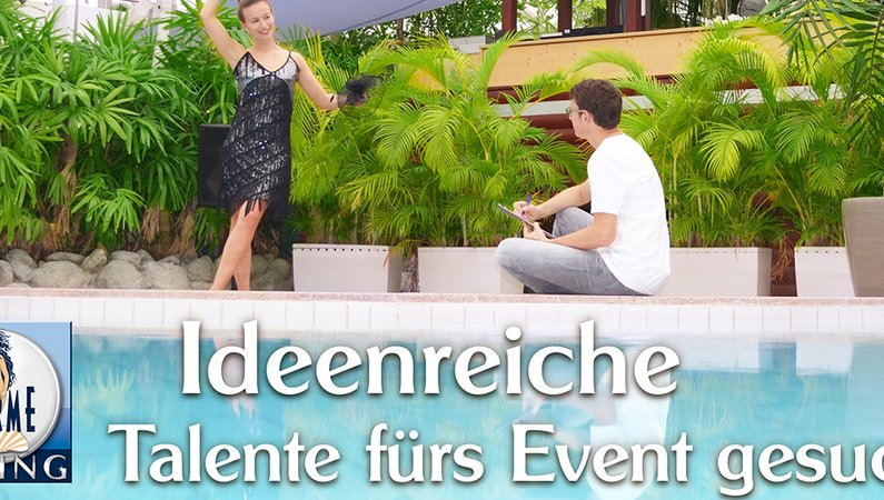 Therme Erding Assistenz Programm-Event