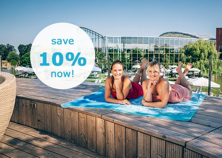 Therme Erding Summer Wellness Ticket