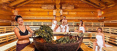 Therme Erding Spa area & Saunas
