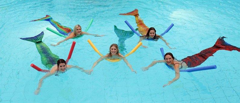 Therme Erding Mermaid Aqua Fit