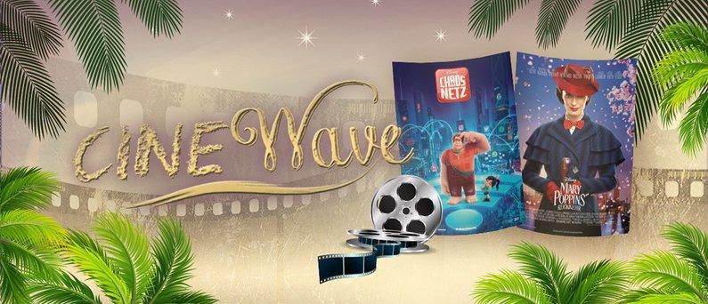 Therme Erding CineWave November