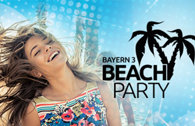 Therme Erding Bayern 3 Beachparty